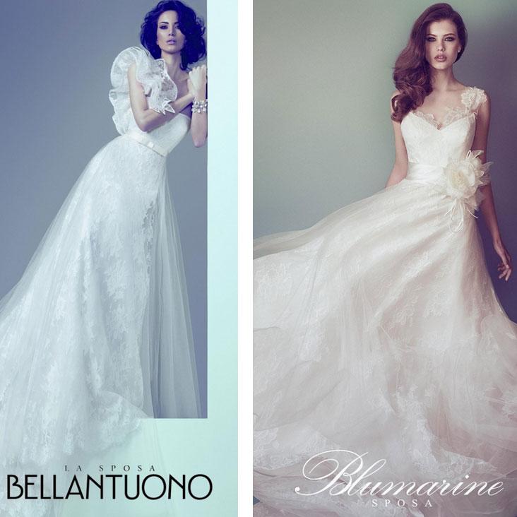 Bellantuono Bluemarineabiti da sposa a Palermo 939a6b87331